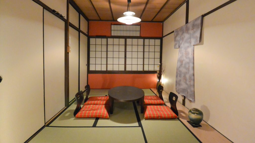 Guesthouse room 民泊 和室